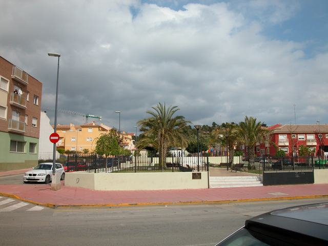 Commercial premises for rent in Mazarron