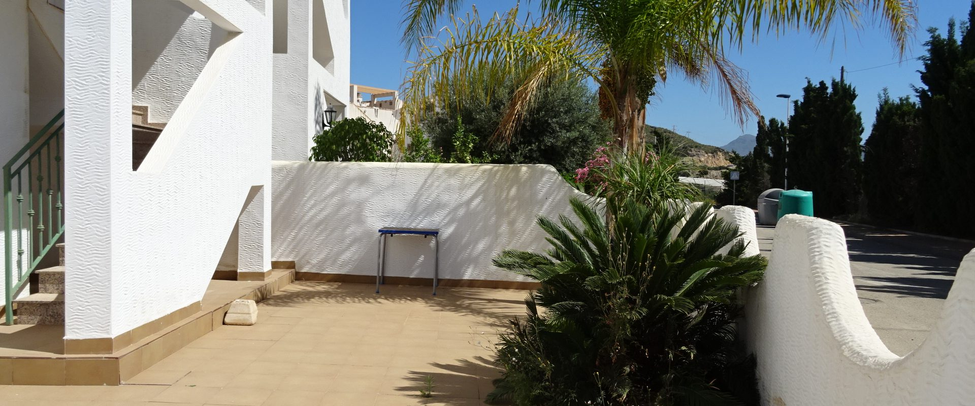 Penthouse for rent in Bolnuevo