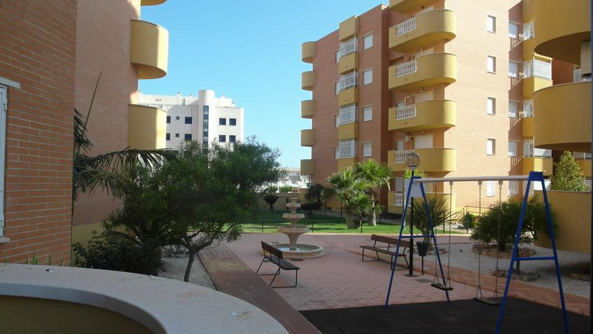 Apartment for sale in Puerto de Mazarron