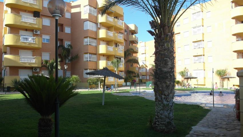 Apartment for sale in Puerto de Mazarron #13015-