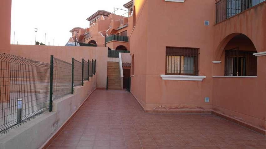 Corner flat for sale in Isla Plana