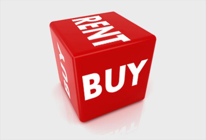 Alquilar o comprar: ventajas generales y económicas
