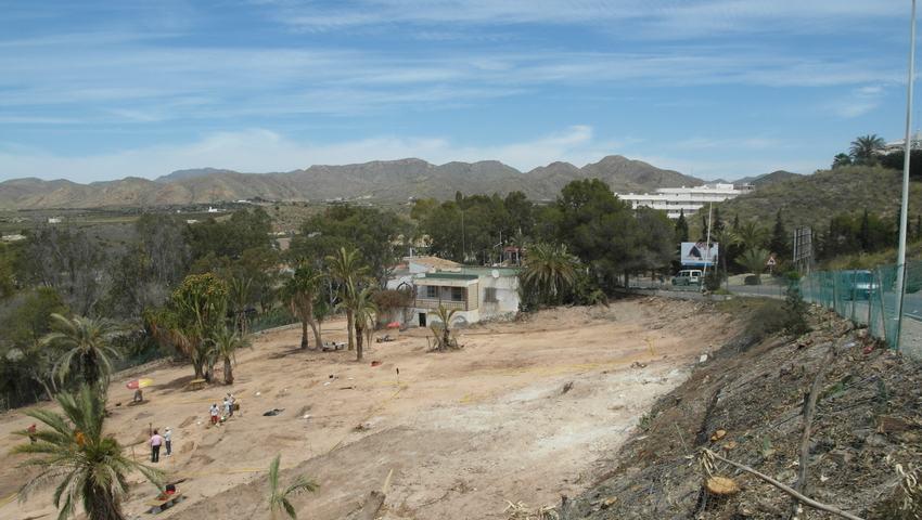 Conjunto de parcelas en venta en Isla Plana