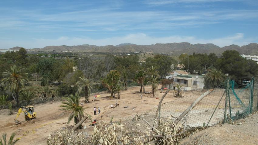 Lot of plots for sale in Isla Plana