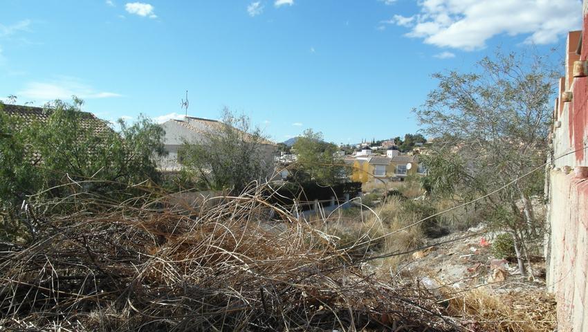 Parcela urbanizable en venta en Isla Plana