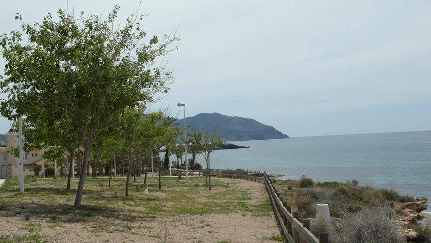 Undeveloped plot for sale in Isla Plana