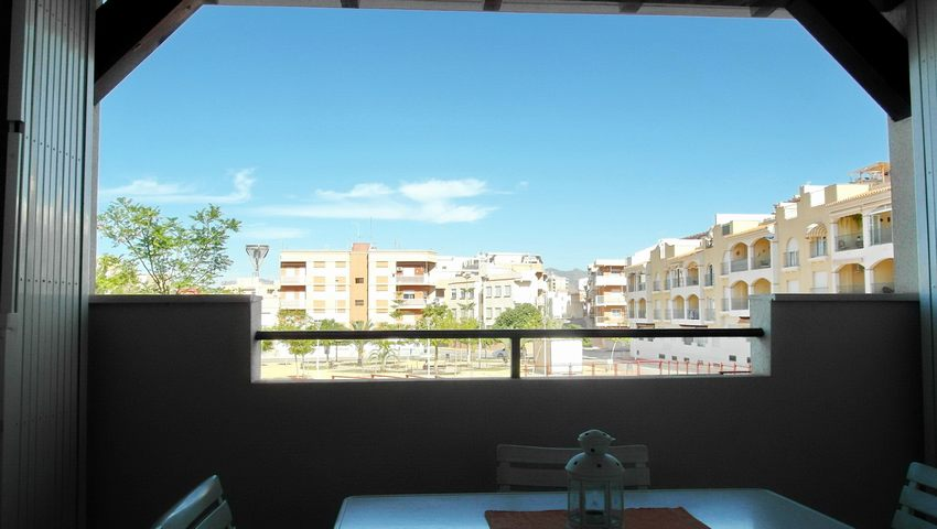 Apartamento coqueto en venta en Puerto de Mazarron