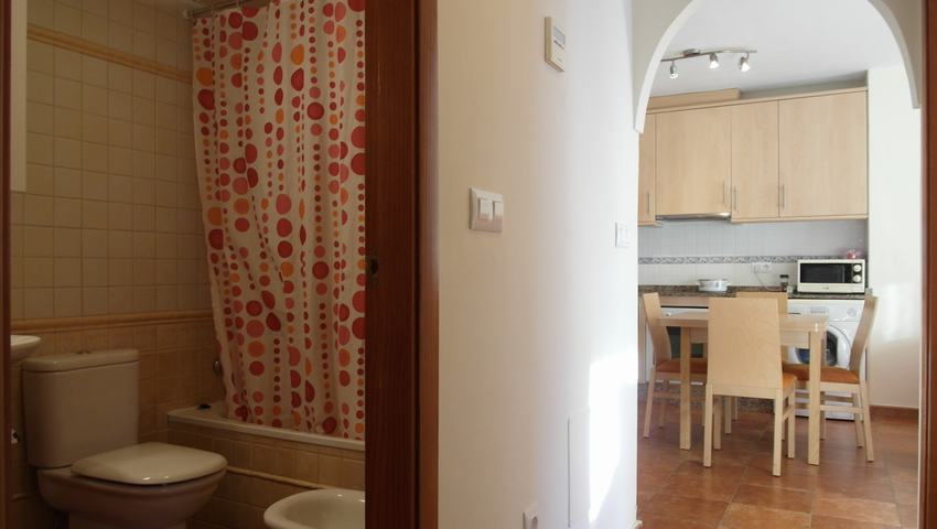 Downtown apartment for sale in Isla Plana