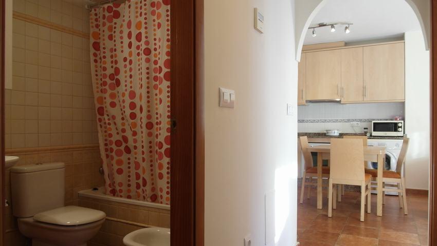 Apartamento centrico en venta en Isla Plana