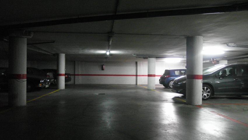 Parking space for sale in Puerto de Mazarron