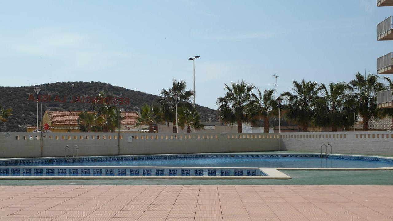 Apartamento muy coqueto con A/A y piscina en alquiler vacacional en Puerto de Mazarron