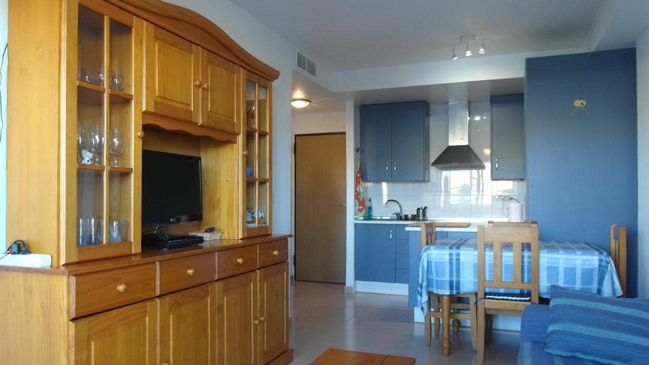 Apartamento en alquiler en puerto de mazarron 120200 for Apartamentos alquiler con piscina