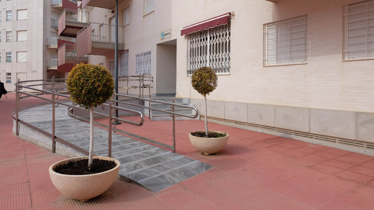 Apartment with sea viw, A/C and parking space for holiday rental in Puerto de Mazarron