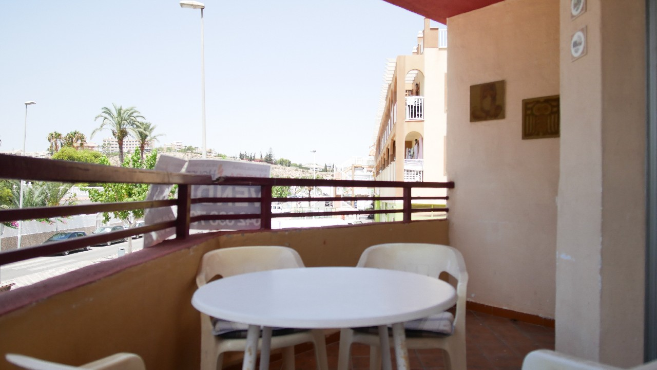 Flat very close to the beach with parking for sale in Puerto de Mazarron