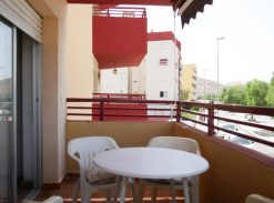 Flat very close to the beach with parking for sale in Puerto de Mazarron #00057-en