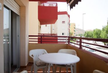 Flat very close to the beach with parking for sale in Puerto de Mazarron #00057-en