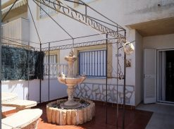 Ground floor apartment with pool for sale in Puerto de Mazarron #10005-en