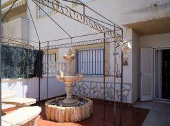 Apartamento en planta baja con piscina en venta en el Puerto de Mazarron #10005