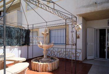 Ground floor apartment with pool for sale in Puerto de Mazarron #10005-en