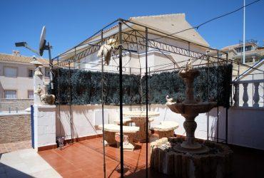 Apartamento con piscina y A/A en alquiler vacacional en el Puerto de Mazarron #100050