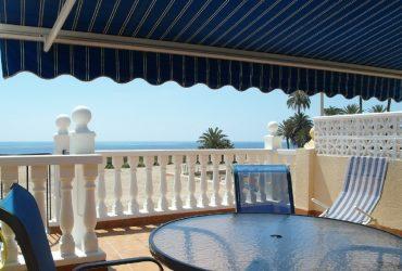 Duplex adosado con vistas al mar y garaje en venta en el Puerto de Mazarron #10107