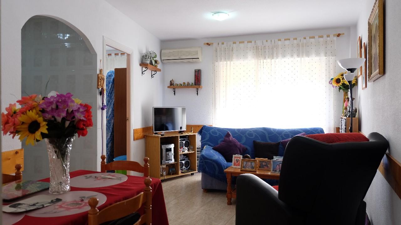 Apartamento céntrico y cerca de la playa en venta en el Puerto de Mazarron #12017