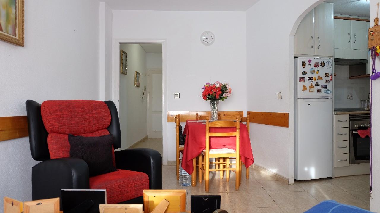 Apartamento céntrico y cerca de la playa en venta en el Puerto de Mazarron