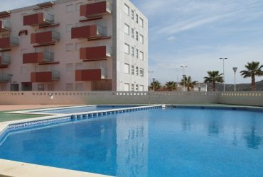 Cosy apartment with A/C and swimming pool for rent in Puerto de Mazarron #120200-en