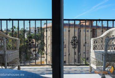 Apartamento con vistas abiertas en venta en Puerto de Mazarrón #00068