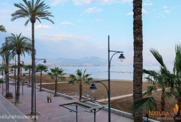 Piso con vistas al mar en venta en el paseo de Puerto de Mazarrón #03014