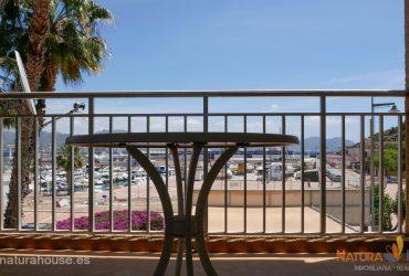 Big flat close to the beach for sale in Puerto de Mazarron #03015 -en