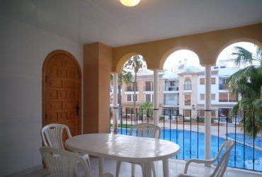 Apartamento con parking en venta en Pueblo Salado #12056