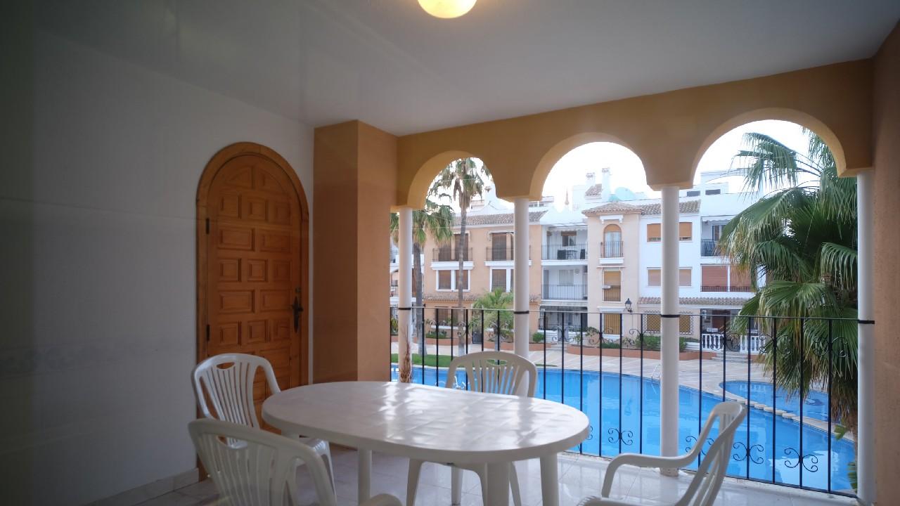 Apartment  with parking for sale in Pueblo Salado