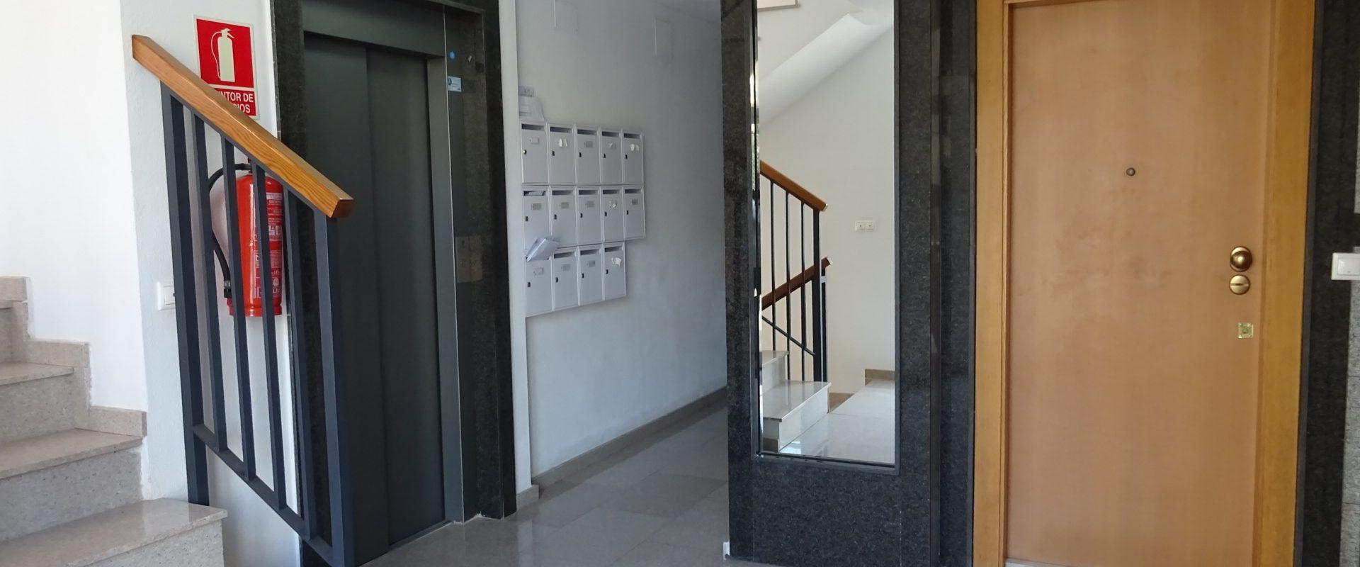 Apartamento con parking en venta en Puerto de Mazarrón