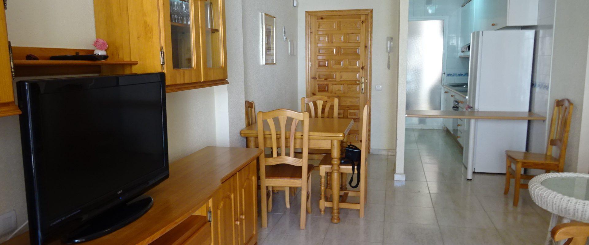 Apartamento con ascensor en venta en Pueblo Salado