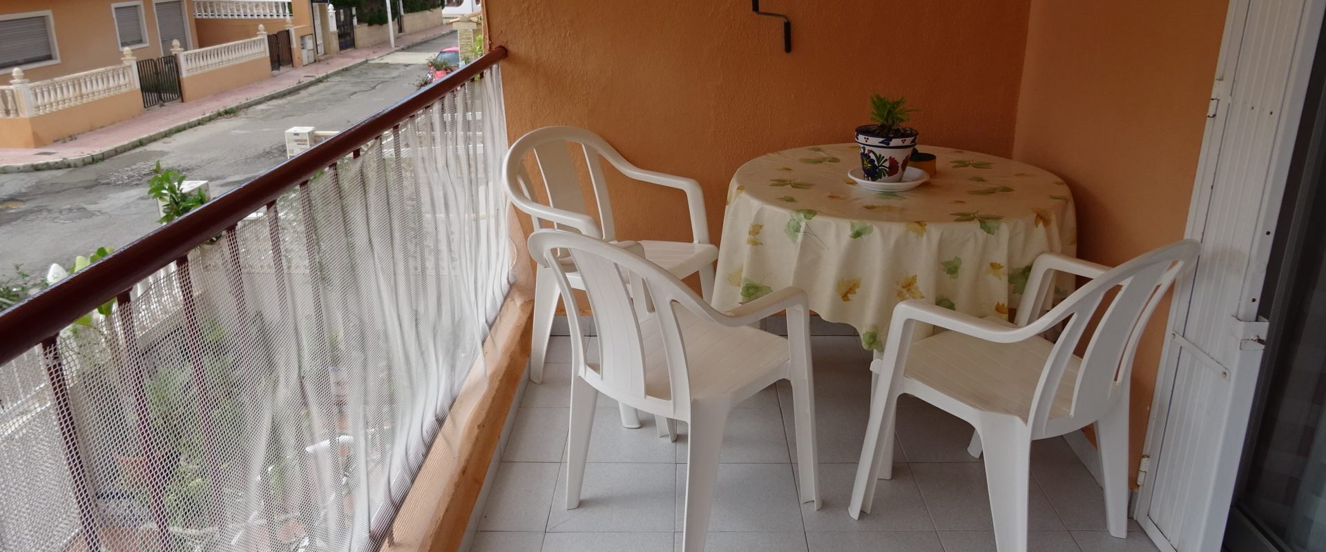 Atico con patio y solarium en venta en Playagrande