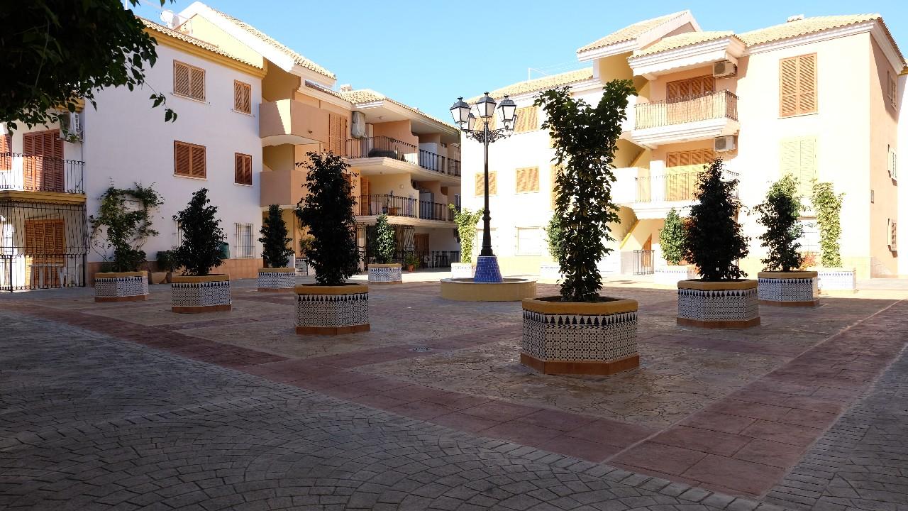 Apartamento con terraza en venta en Pueblo Salado