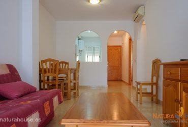 Apartamento céntrico con terraza grande en Puerto de Mazarrón #00046